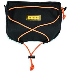 Restrap Bar Bag Holster avec sacoche pour provisions, black